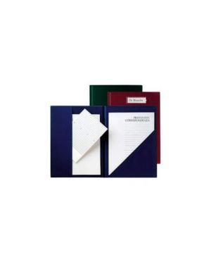Cartella con tasche compla 71 rosso in colpan 23x33cm 28007111_61679