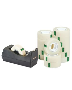 Dispenser c38 multi-pack con 14 rotoli sfusi scotch® magic™ 900 19mmx33m 44703 4046719349302 44703_61769 by Scotch
