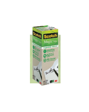 Dispenser c38 multi-pack con 14 rotoli sfusi scotch magic 900 19mmx33m 44703_61769 by Scotch