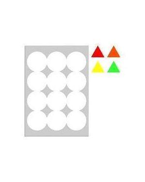 Etic. rotonde giallo d.25 Tico LP4FG-25 8007827192538 LP4FG-25_61782 by Tico