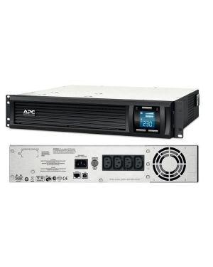 SMART-UPS C 1500VA 230V 2U RACKMOUN SMC1500I-2U
