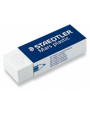 Gomma marsplastic 526 50 bianca staedtler 526-50 4007817504598 526-50_61846 by Staedtler