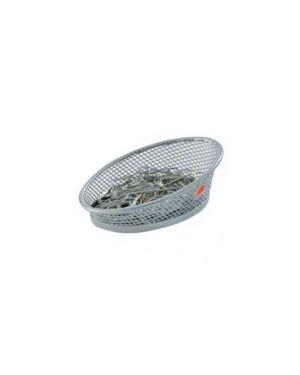 Portafermagli mesh in rete metallica argento alb MESHCLIP/M_61904