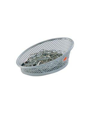 Portafermagli mesh in rete metallica argento alba MESHCLIP/M 3129710008872 MESHCLIP/M_61904 by Esselte