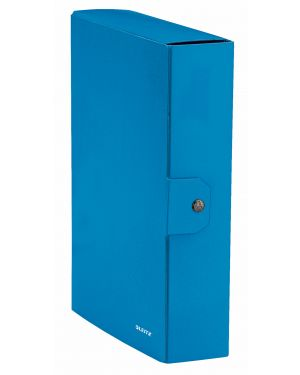 Portaprogetti wow d.8 con bottone azzurro metallizzato LEITZ 39670036 4002432395682 39670036_62123 by Leitz