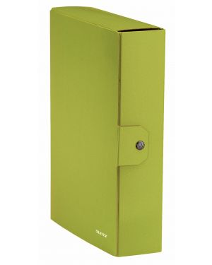 Portaprogetti wow d.8 con bottone verde metallizzato LEITZ 39670064 4002432395705 39670064_62125 by Leitz
