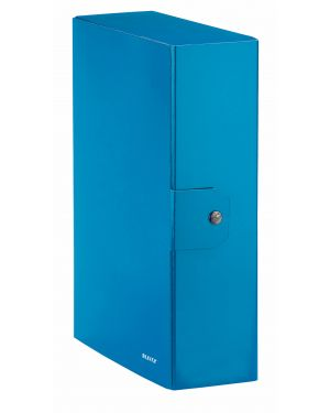 Scatola progetto wow dorso 10cm blu metal leitz 39680036 62128 A 39680036_62128 by Leitz