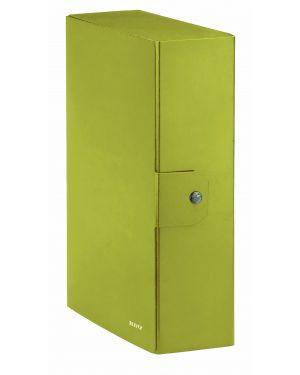 Scatola progetto wow dorso 10cm verde metal leitz 39680064 62130 A 39680064_62130 by Leitz