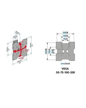 Cme tilt rotation etr200 Meliconi 580412 8006023133543 580412
