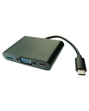 Adat.typec - vga usb3.0 typec power Nilox NX080200133 8068020502579 NX080200133