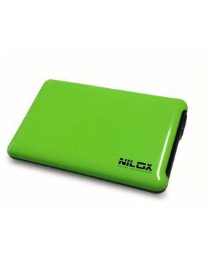Box usb 3.0 2.5p verde mela Nilox DH0002GA 8059616337040 DH0002GA
