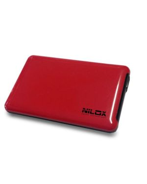 Box usb 3.0 2.5p rosso Nilox DH0002RD 8059616337095 DH0002RD