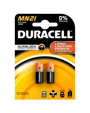 Blister 2 pile duracell 12v (mn21 D221 5000394203969 D221_62771 by Esselte