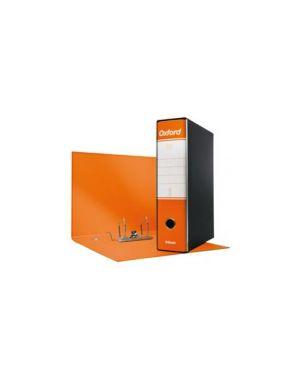 Registratore oxford g83 arancio dorso 8cm f.to commerciale esselte CONFEZIONE DA 6 390783200_63411