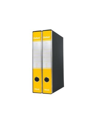 Registratore oxford protocollo dorso 5 giallo ESSELTE 390784090 8004157784099 390784090_63415