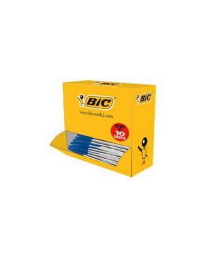 Dispenser value pack 90+10 penne a sfera bic®cristal medium blu 896039_64365