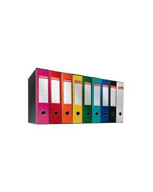 Registratore eurofile g55 arancio dorso 8cm f.to protocollo esselte 390755200 8004157755204 390755200_64554