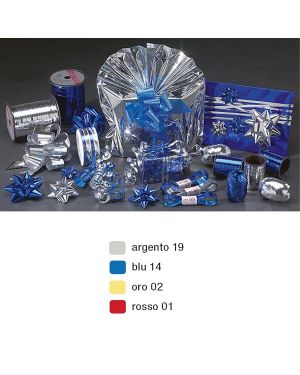 Rocca nastro reflex metal 5mmx100mt rosso 01 bolis 65010521001 8001565156555 65010521001_64882 by Bolis