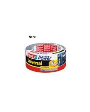 Nastro adesivo 25mtx50mm nero tesa® extra power universal 56388-00001-07_64993 by Tesa