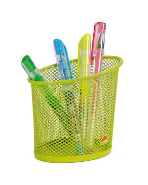 Portapenne mesh in rete metallica verde alba MESHCUP/V 3129710012848 MESHCUP/V_65186 by Alba