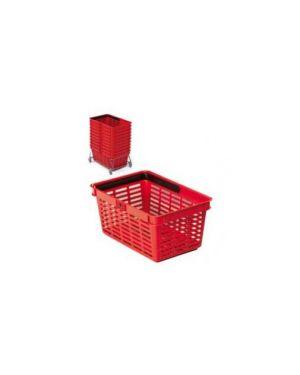 Basket spesa 40x30x25 19litri durable 1801565080_65230