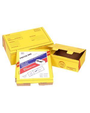 Scatola spedizioni postal box® medio (35x20x12cm) blasetti 651 8007758006515 651_65357