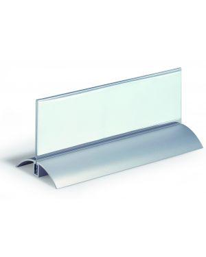 Portanome da tavolo 6,1x21cm de luxe durable 8202-19 65459 A 8202-19_65459 by Durable