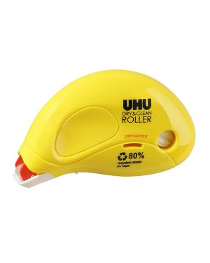 Colla a nastro dryclean roller 6.5mmx8.5mt permanente in blister uhu D1672 4026700504651 D1672_67259 by Uhu