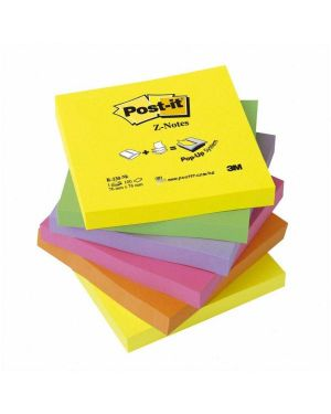 post-it-z note neon  76x76 Post-it 8027 4001895838132 8027_67425 by Post-it