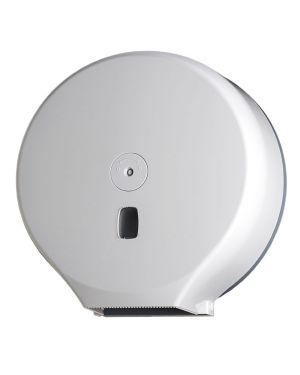 Distributore carta igienica in rotoli maxijumbo bianco basic 104005 8033433770617 104005_67489
