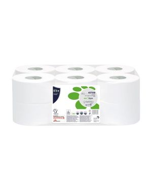 Carta igien. jumbo mini 405str Papernet 407568 8024929475680 407568_67490 by Papernet