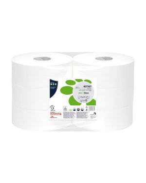 Carta igienica jumbo maxi 811str Papernet 407567 8024929475673 407567_67491 by Papernet