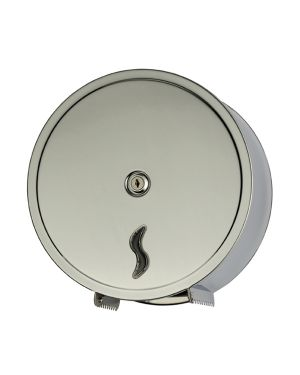 Distributore carta igienica in rotoli minijumbo 200m in acciaio inox 105001 8033433770761 105001_67495