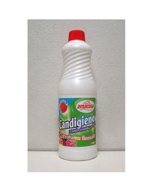 Candeggina igienizzante profumo floreale 1000ml 3C.P12% 8004393811009 3C.P12%_67538 by Scric