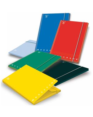 Cartella 3 lembi c - elastico a4 - d 1.2 monocromo colori assortiti 02175633L 8005235090989 02175633L_67589 by Esselte