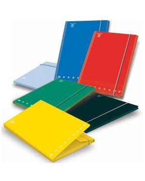 Cartella 3 lembi c - elastico a4 - d 1.2 monocromo colori assortiti 02175633L 8005235090989 02175633L_67589 by Pigna