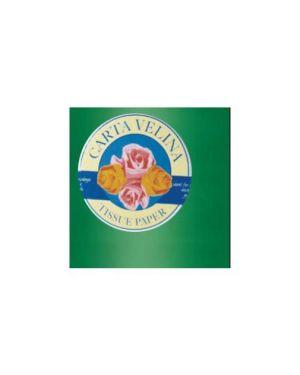 Busta 26fogli 50x70cm carta velina gr31 verde prato sadoch KV106472_67641