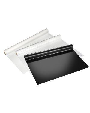 Rotolo 25fg elettrostatici 60x80cm bianco lucido magic chart legamaster 159100 8713797066310 159100_67703