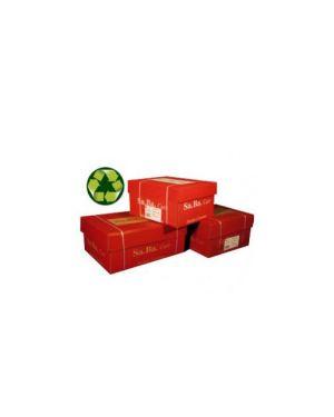 """Carta in modulo continuo 24x11"""" 60gr (2000fg) carta riciclata piste staccabili S11240116000_67793 by No"""