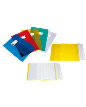 Coprimaxi ppl liscio trasparente giallo c - alette e portaetichetta sei rota 21121206 8004972700908 21121206_68021 by Sei Rota