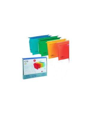 Box 10 cartelle sospese cassetto 33/v colori ass. Joker bertesi 400/330 Link-J7_68056 by Bertesi