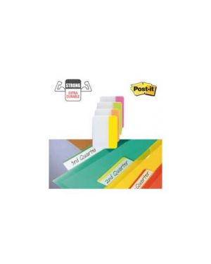 Blister 24 post-it index strong 686-ploy 50,8x38mm x archivio 23773_68068 by Esselte