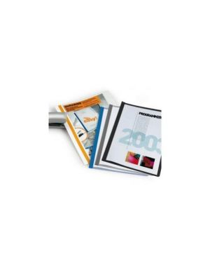 Cartellina a4 durabind azzurro per rilegatura a punti 2250 durable Confezione da 25 pezzi 2250-06_68106