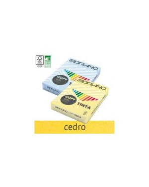 Carta copy tinta a4 160gr 250fg col.tenui cedro fabriano 61016021_68433
