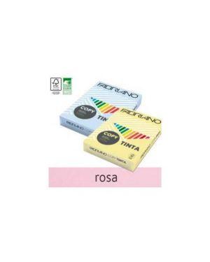 Carta copy tinta a3 160gr 125fg col.tenui rosa fabriano 69916042_68446