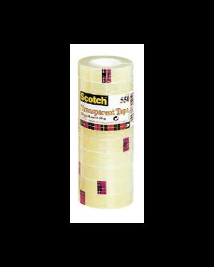 Torre 8 rt nastro adesivo scotch 550 19mmx33m in ppl 86937_68544