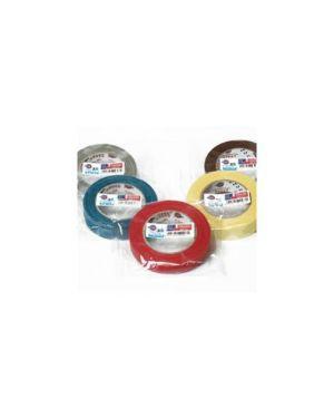 Nastro adesivo telato tpa 200 19mmx25mt rosso 016213200_68565 by Eurocel