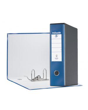 Registratore eurofile g55 blu metal dorso 8cm f.to protocollo esselte 390755960 8004157755969 390755960_68923
