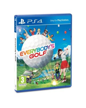 Ps4 everybody s golf 7 Sony 9858966 711719858966 9858966