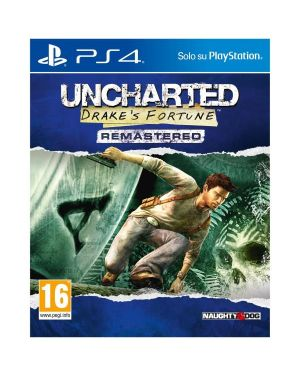 PS4 UNCHARTED: DRAKE S FORTUNE REM 9803669